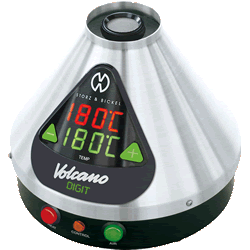 The Volcano Vaporizer Digit