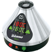 The Volcano Vaporizer Classic and the Volcano Vaporizer Digit