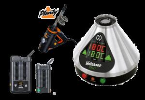 Volcano Vaporizer Uses