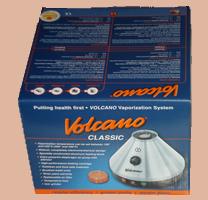 The Volcano Vaporizer Classic